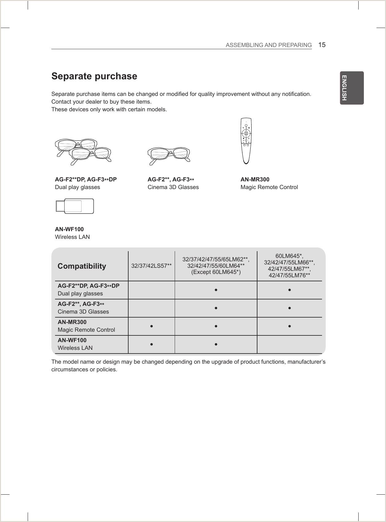 Lg 47Lm670S Users Manual Microsoft MFL [˜¸™˜ 모드]