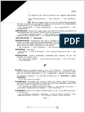 Diccionario de Silvicultura Parte 2