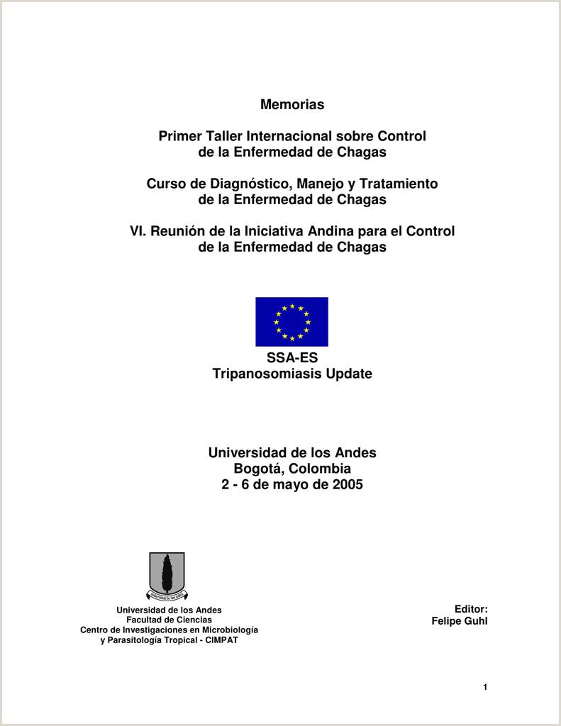 Formato Hoja De Vida Minerva Azul Memorias Primer Taller Internacional sobre Control De La