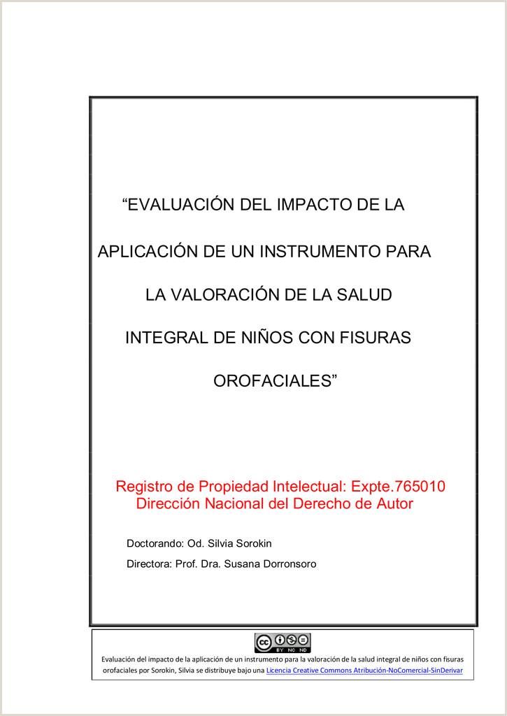 Sorokin Silvia Doctor en Odontologa Facultad de