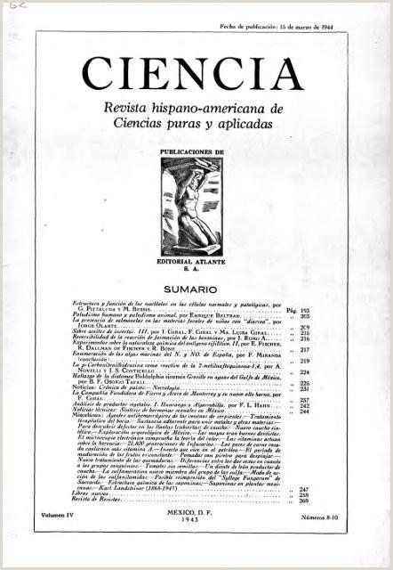 Nºmeros 8 10 Consejo Superior de Investigaciones Cientficas