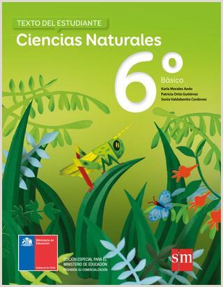Formato Hoja De Vida Natural Ciencias Naturales 6º Básico Texto Del Estudiante by Eduardo