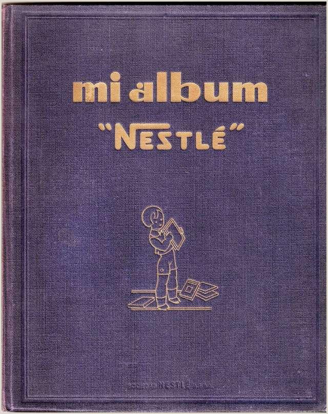 Formato Hoja De Vida Nestle Anuncios De Nestle Cromos Nestle Cromos Pag 3
