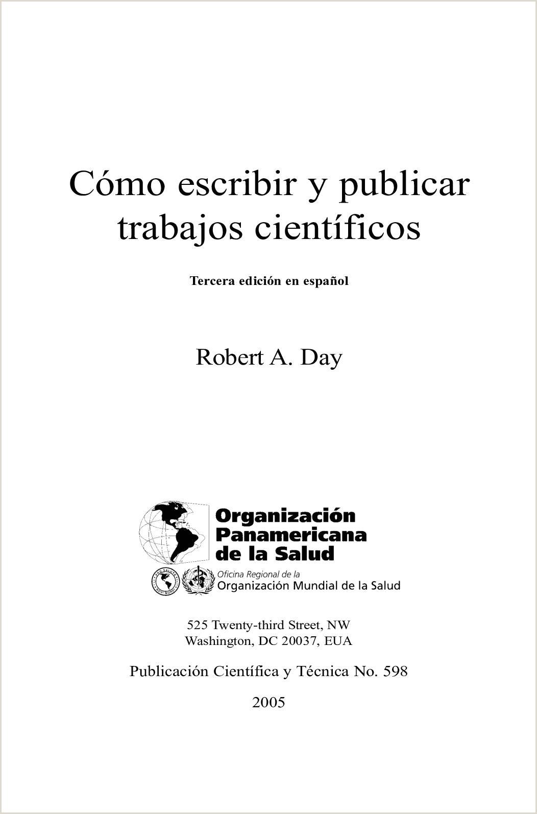 Calaméo o Escribir Y Publicar Trabajos Cientificos