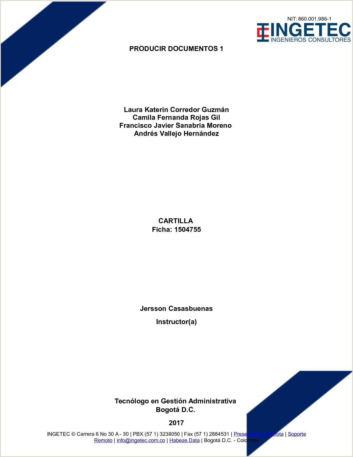 Calaméo Cartilla Producir Documentos