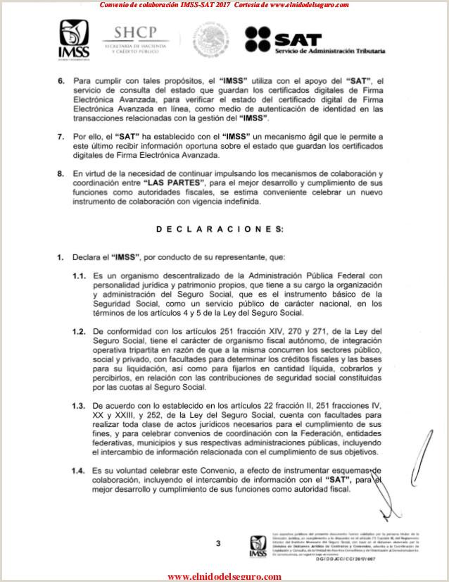 Formato Hoja De Vida Persona Juridica Funcion Publica En Word Convenio De Colaboraci³n Administrativa Imss Sat
