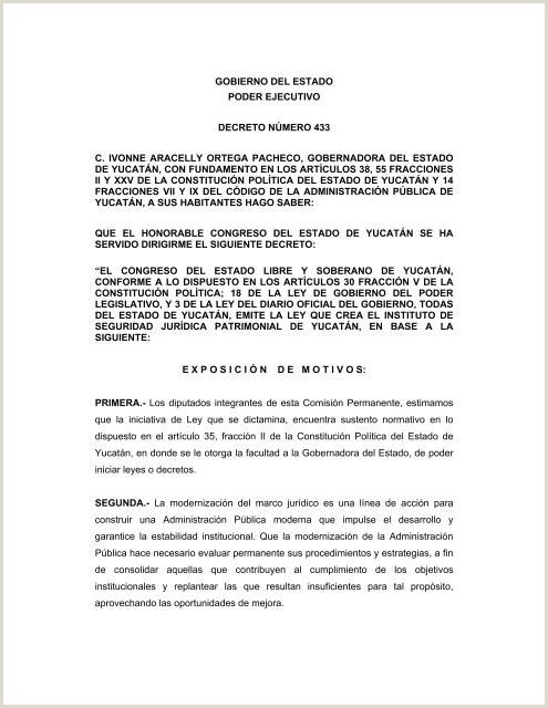 ley que crea el instituto de seguridad jurdica patrimonial