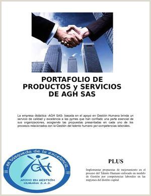 Calaméo Portafolio Productos Y Servicios Individual