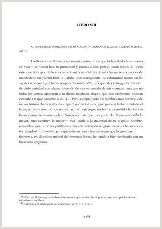 Formato Hoja De Vida Sencilla En Blanco Minerva Epigramas De Marco Valerio Marcial Págs 334 644 by
