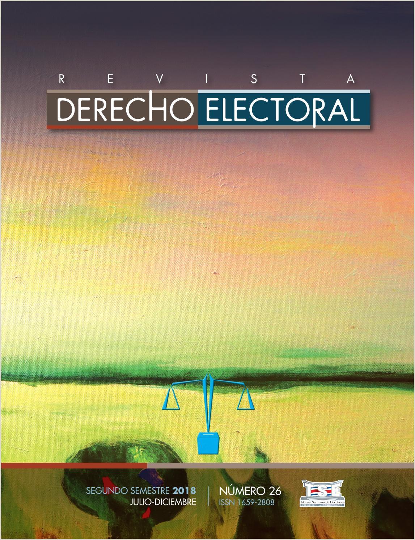 RDE n 26 by Revista de Derecho Electoral issuu