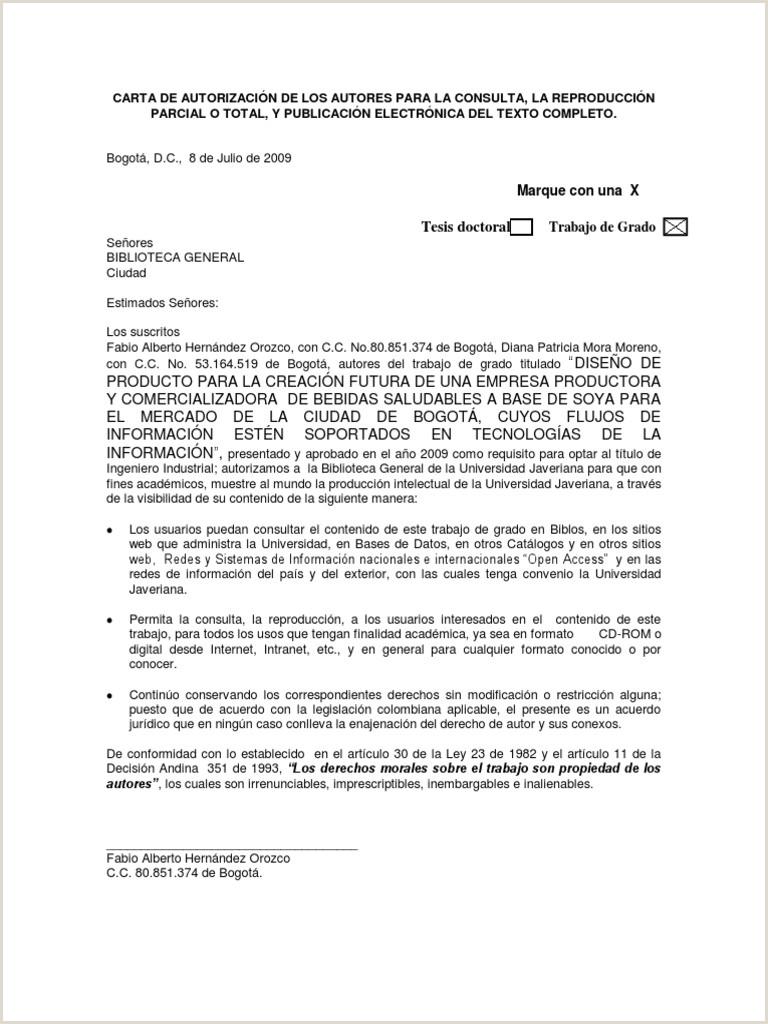 Formato Hoja De Vida Universidad Javeriana Tesis247 Pdf