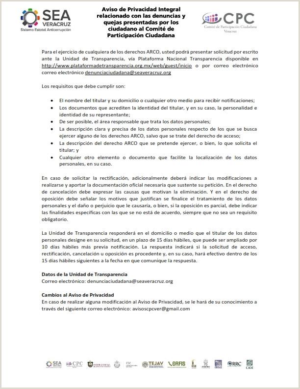Formato Hoja De Vida Universidad Nacional Instituto Veracruzano De Acceso A La Informaci³n Y De