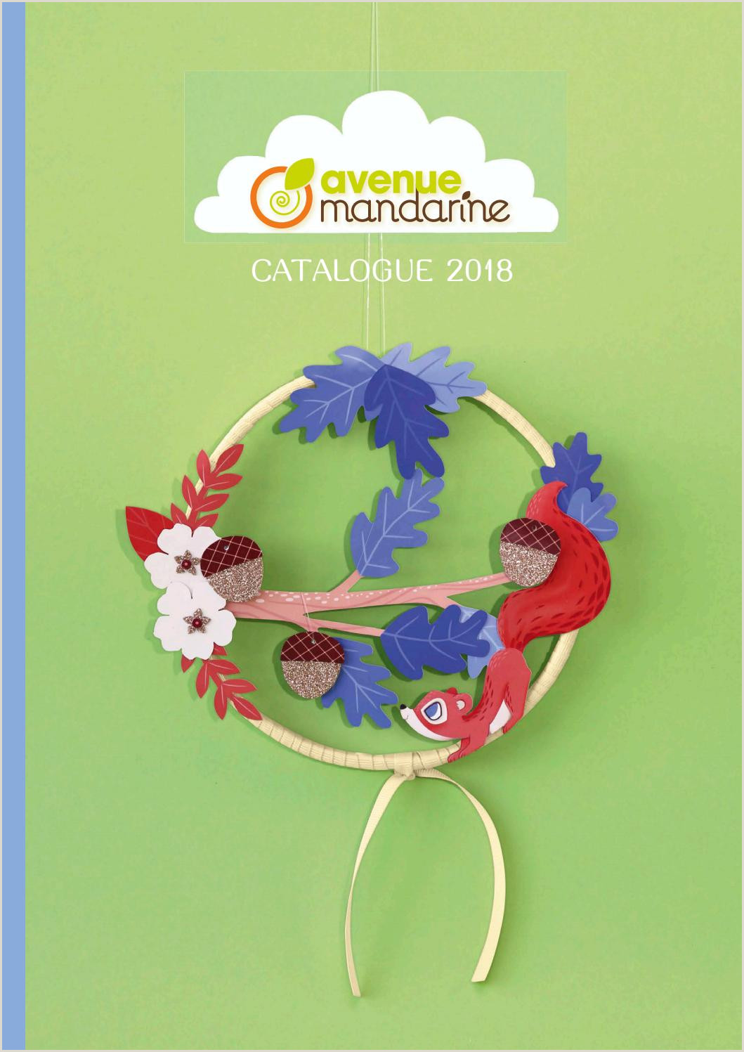 Avenue Mandarine 2018 C10 by ExaClair Limited issuu