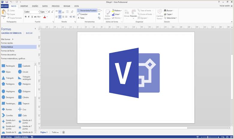 Formato Para Hacer Una Hoja De Vida En Word ■¿qué Es Microsoft Visio Y Para Qué Sirve Este Programa