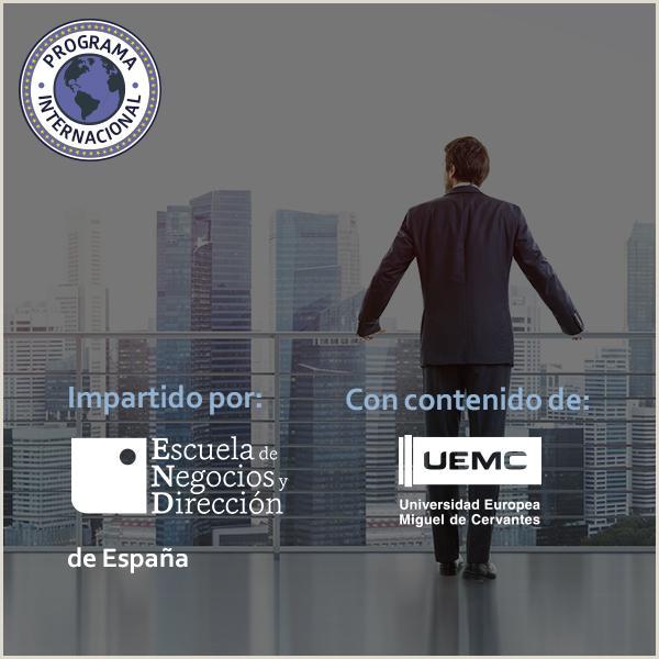 Máster en MBA Direcci³n Estratégica de Empresas