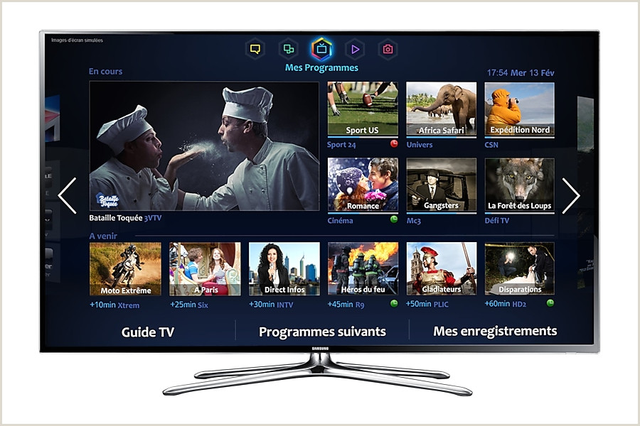 Télévisions TV LED UE46F6400 TV LED 46 Full HD Smart TV