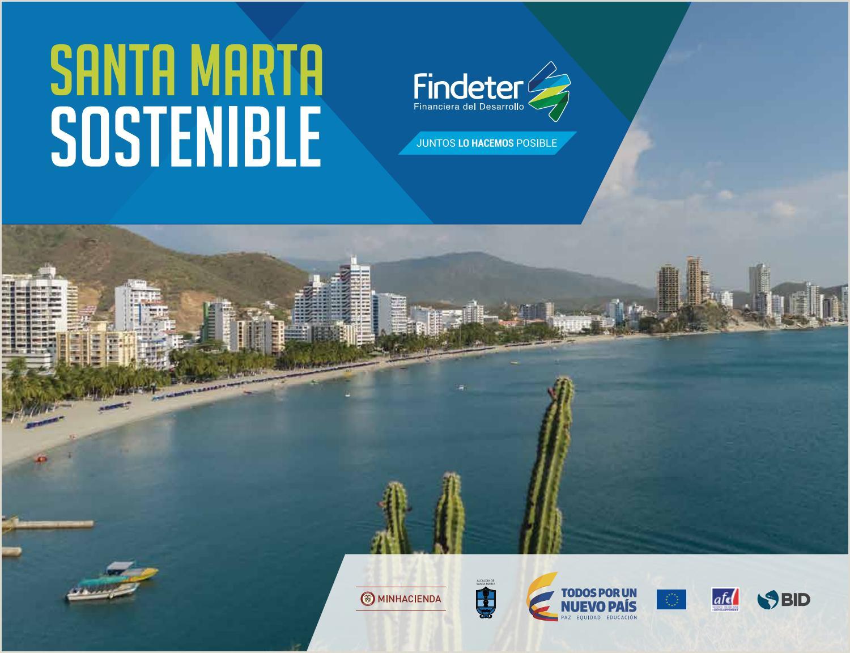 Santa Marta sostenible by BID Ciudades Sostenibles issuu