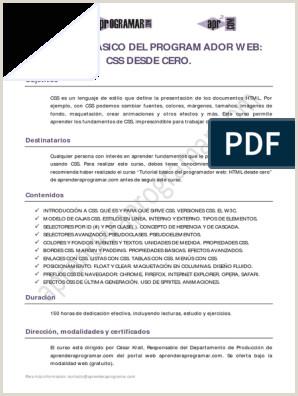 Formato Unico De Hoja De Vida Editable En Blanco 0091 Css Desde Cero