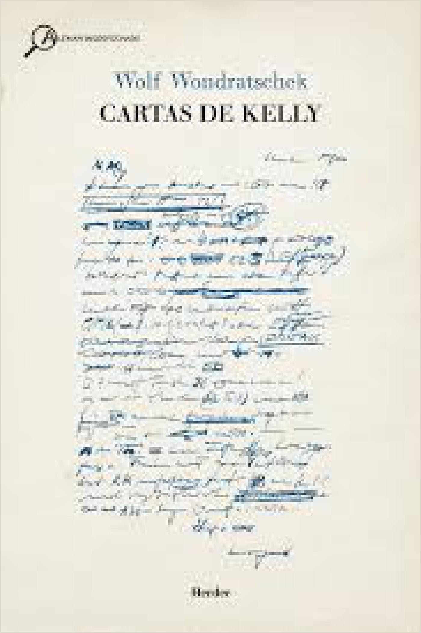 Cartas de Kelly Herder Editorial