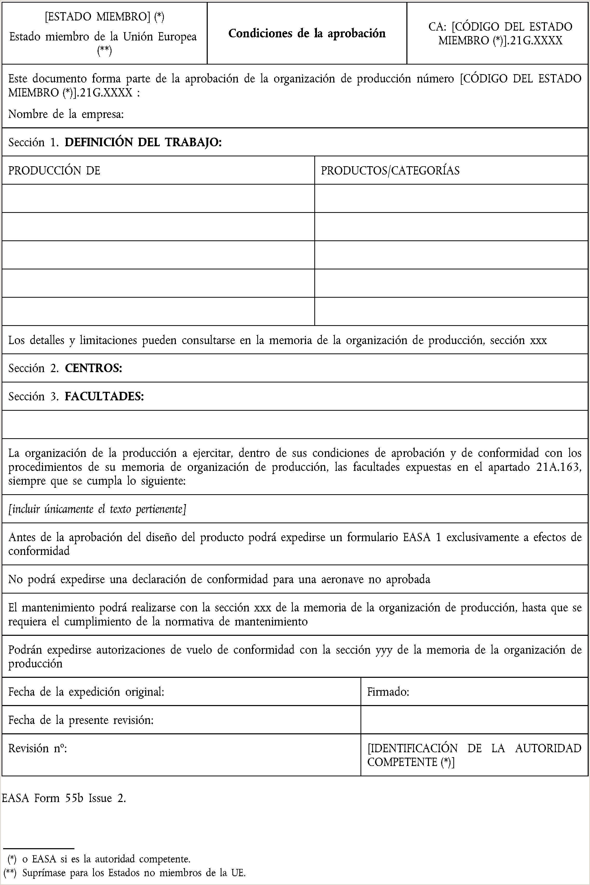 Formato Unico De Hoja De Vida Imprimir Eur Lex R0748 En Eur Lex
