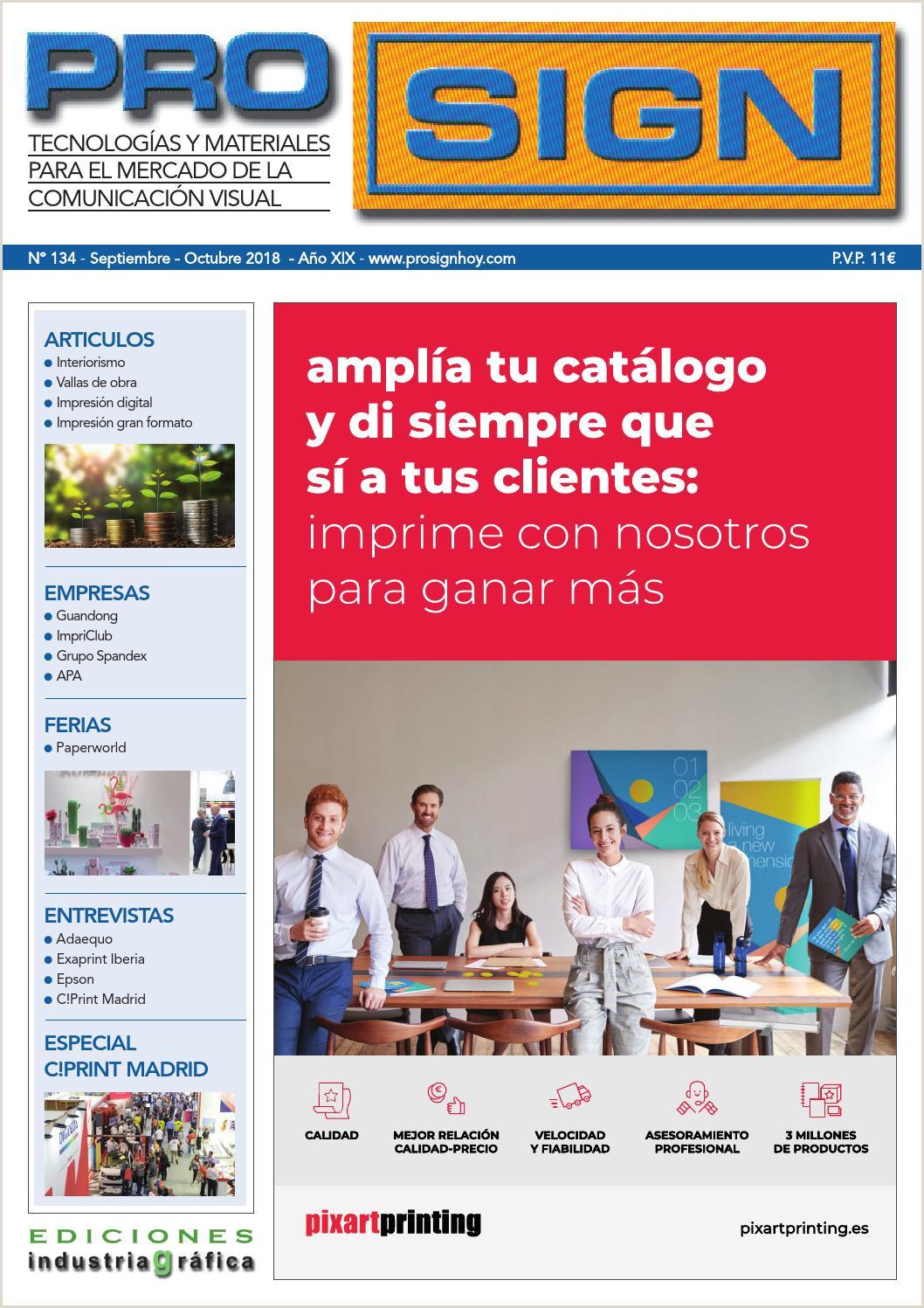 Formato Unico De Hoja De Vida Imprimir Prosign 134 Septiembre Octubre 2018 by Ediciones