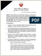 Res 64 2018 JNE Definen Circunscripciones Para ODPEs y JEEs