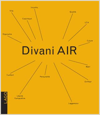 Lago Catalogo Divani Air by Lago S p A issuu