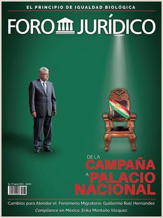 FJ 179 agoto 2018 by Foro Jurdico issuu