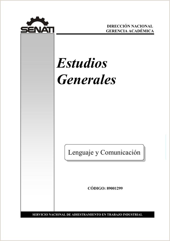 Estudios Generales