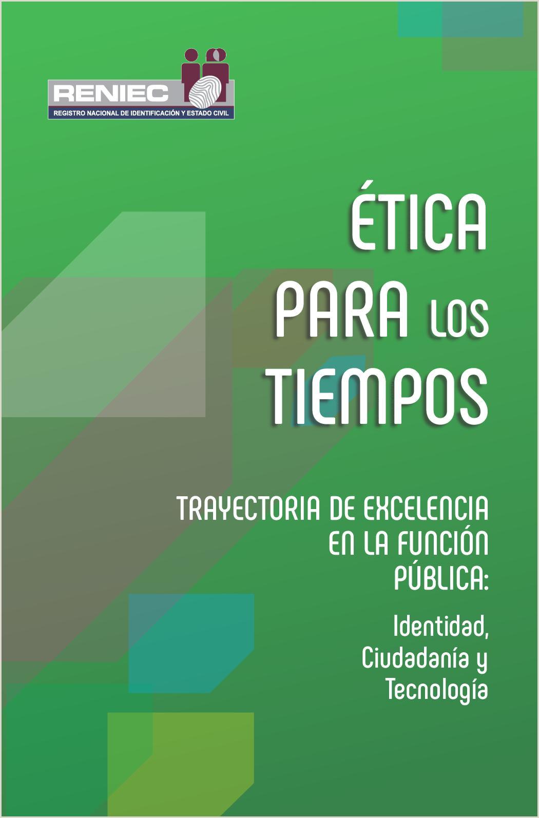 Formato Unico De Hoja De Vida Registraduria Nacional Del Estado Civil Calaméo ética Para Los Tiempos