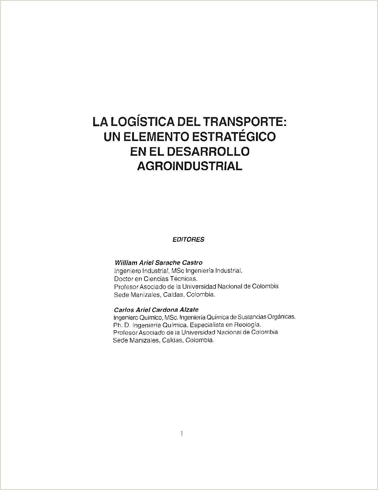 Formato Unico De Hoja De Vida Universidad Del Quindio Calaméo La Logstica Del Transporte Un Elemento