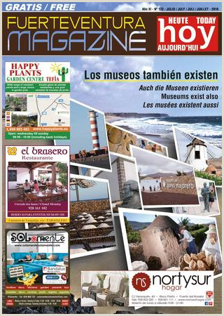 Formato Unico Hoja De Vida Gratis Fuerteventura Magazine Hoy Nº 122 Julio 2016 by