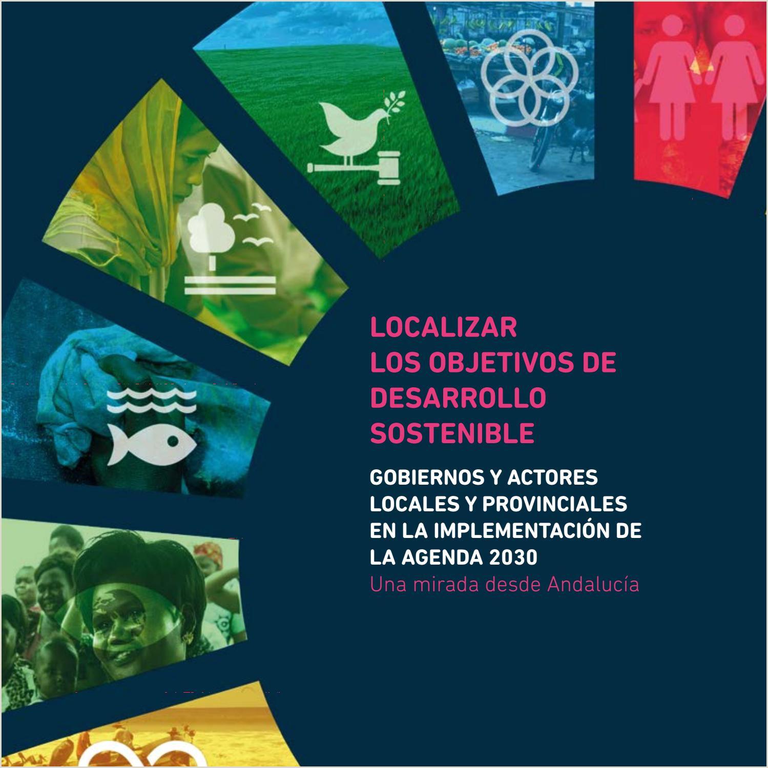 Localizar los ODS Gobiernos y actores locales y