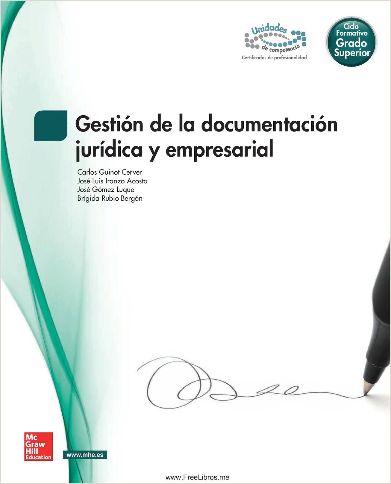 Calaméo Gestion De La Documentacion Juridica Y Empresarial