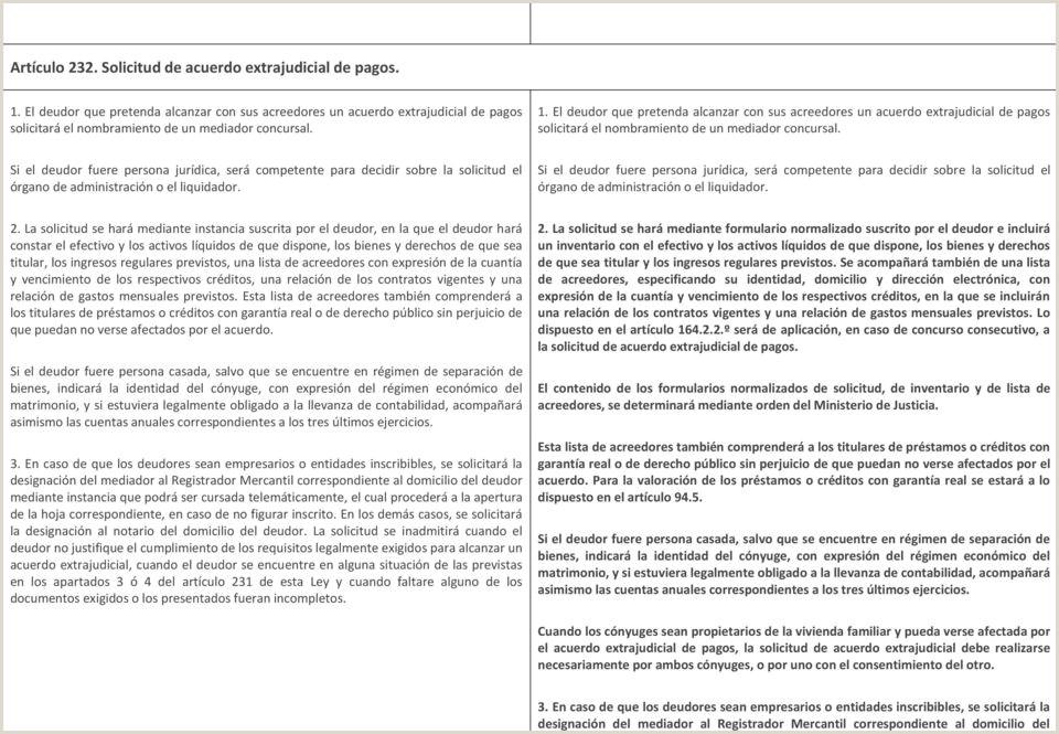 Formato Unico Hoja De Vida Persona Juridica Editable Modificaciones A La Ley Concursal Pdf