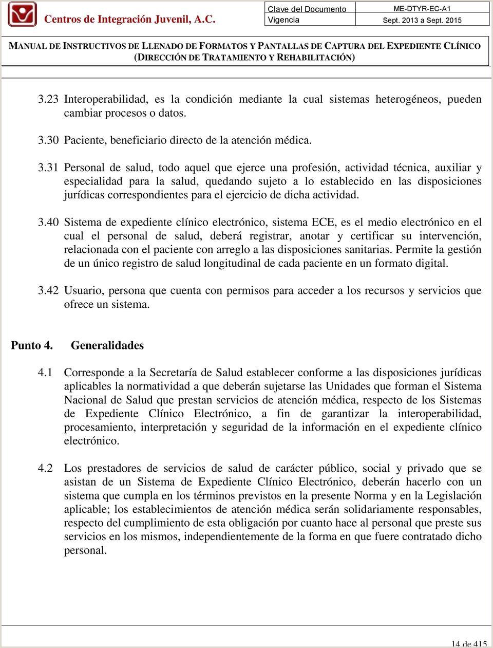 MANUAL DE INSTRUCTIVOS DE LLENADO DE FORMATOS Y PANTALLAS DE