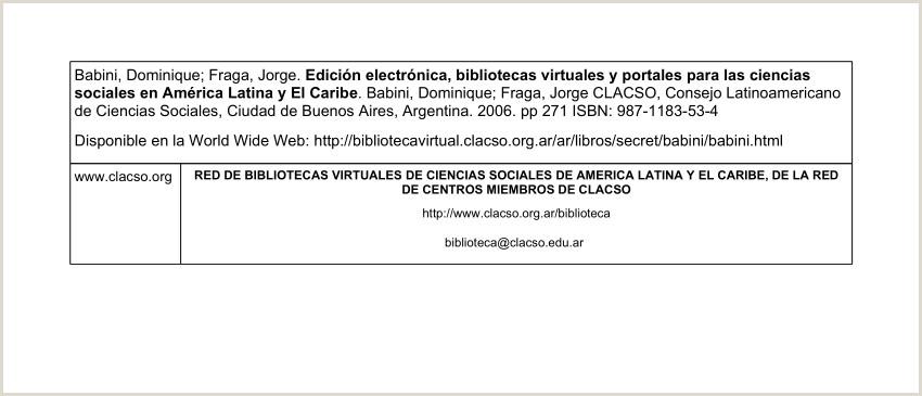 PDF Edici³n electr³nica bibliotecas virtuales y portales