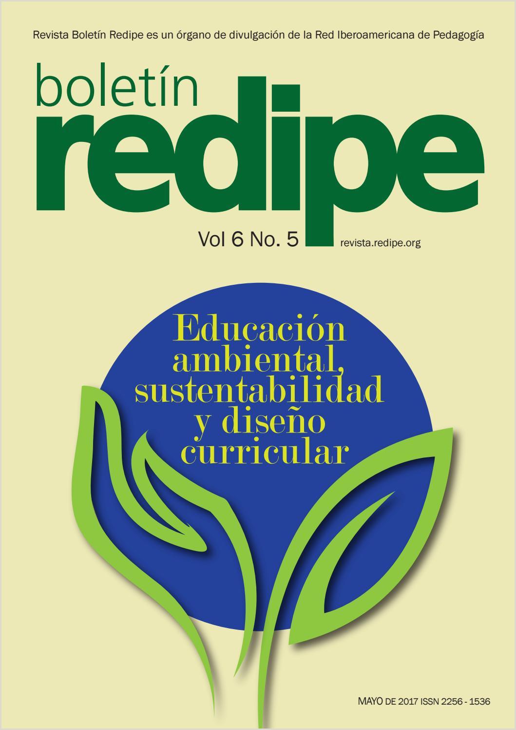 Boletin Redipe Vol6 Ed5 by REDIPE issuu