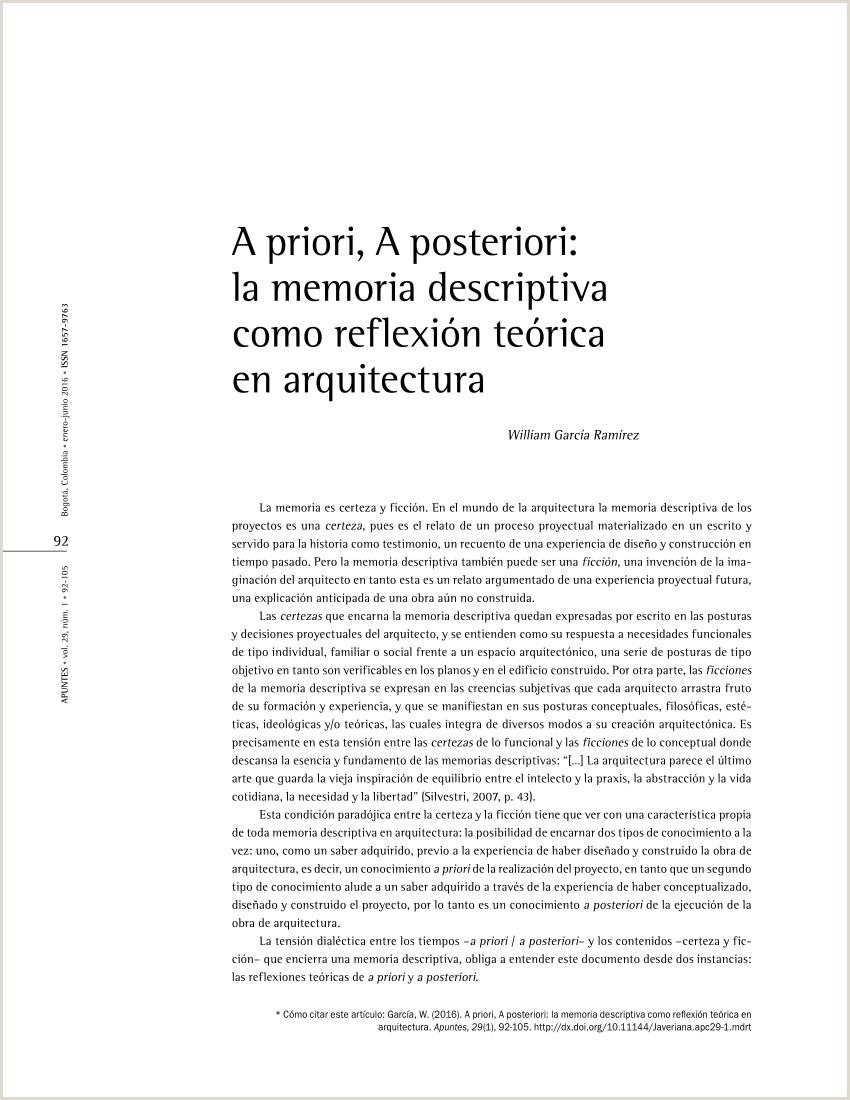 Formato Unico Hoja De Vida Sed Bogota Pdf A Priori A Posteriori La Memoria Descriptiva O