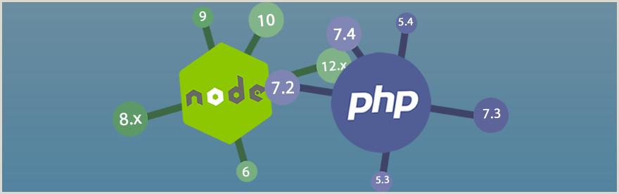 Installer plusieurs versions de PHP ou NodeJS sous Windows