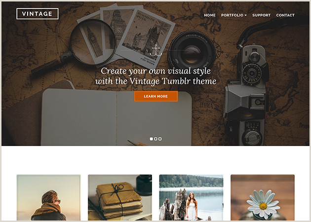 101 Free Tumblr Themes to Jump on Stylish Blog Appearance