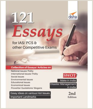 Free Descriptive Essay 121 Essays for Ias Pcs & Other Petitive Exams 2nd Edition
