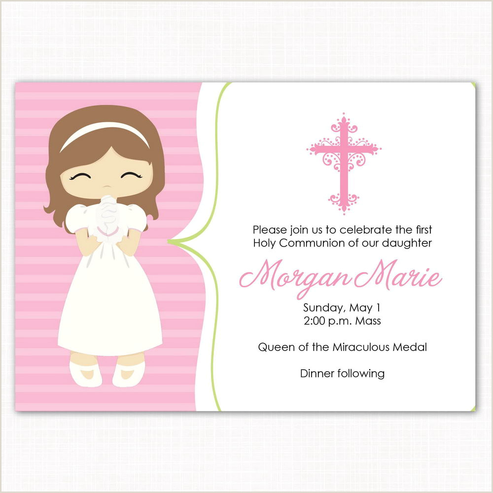 First Holy munion Banner Templates Templates