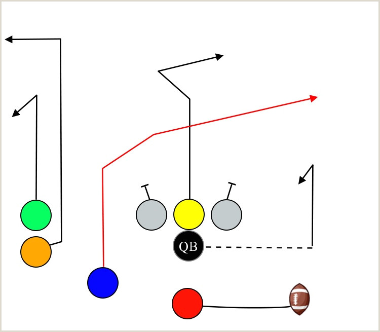 8 v 8 flag football plays