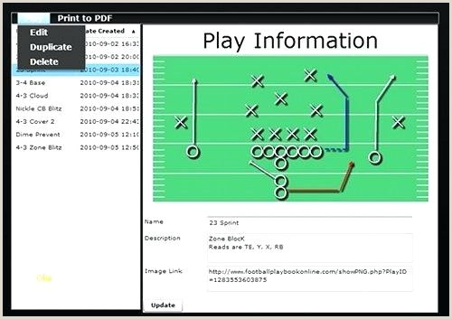 Free Football Playbooks Pdf Blank Football Playbook Template Elegant Play Charting Free Pdf