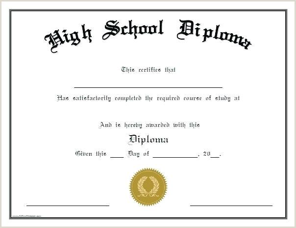 Free High School Diploma Template with Seal Blank Diplomas Free Printable College Diploma Templates High