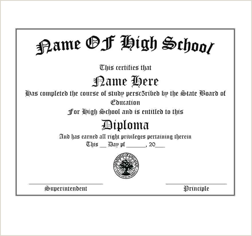 Free High School Diploma Template with Seal Printable Certificate Template Condo Ged Diploma Free High