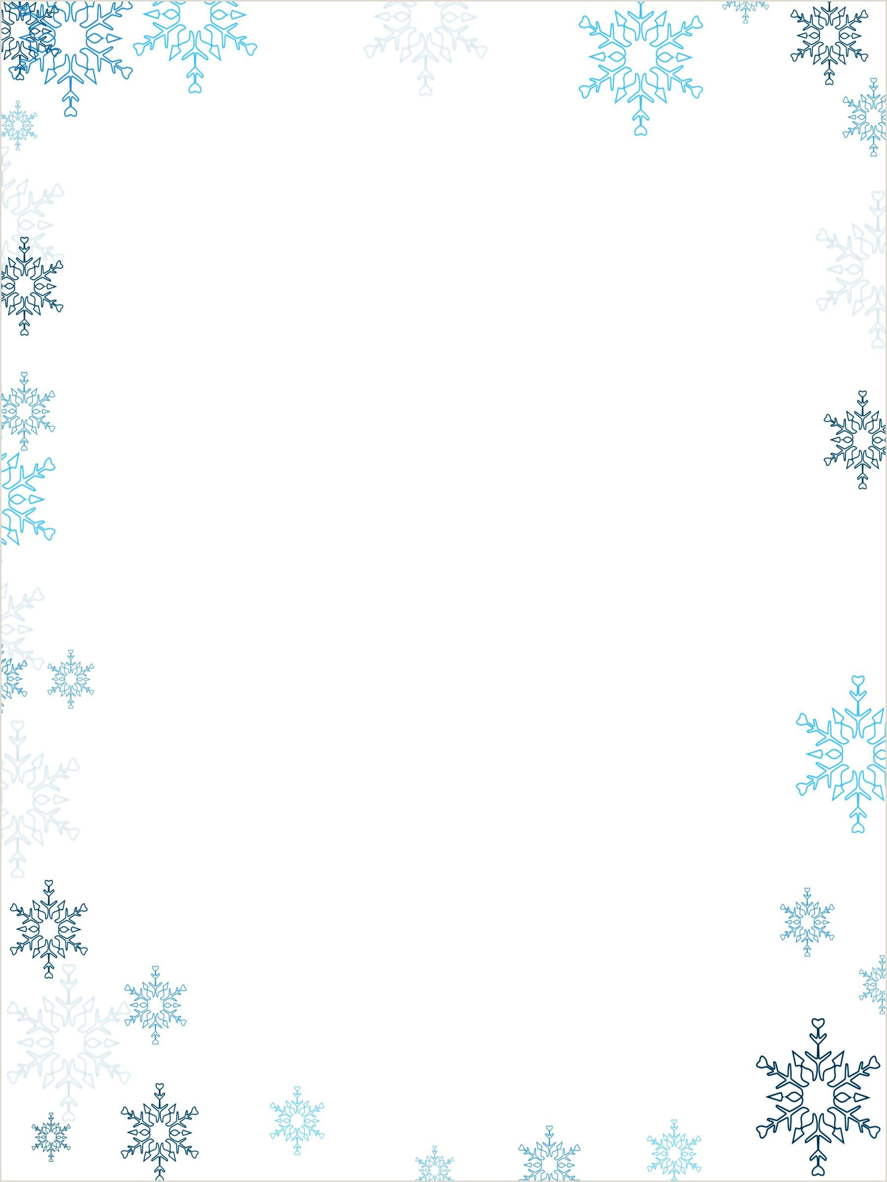 winter border feature Education