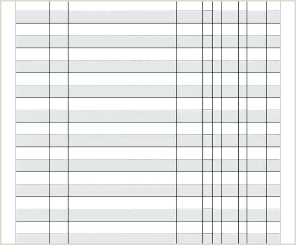 Free Ledger Sheets to Print Excel Accounting Ledger Template Free General E Journal