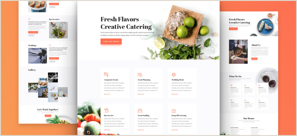 Free Price List Design Template Best 121 Free Divi Layouts for Divi theme Users You Can Get